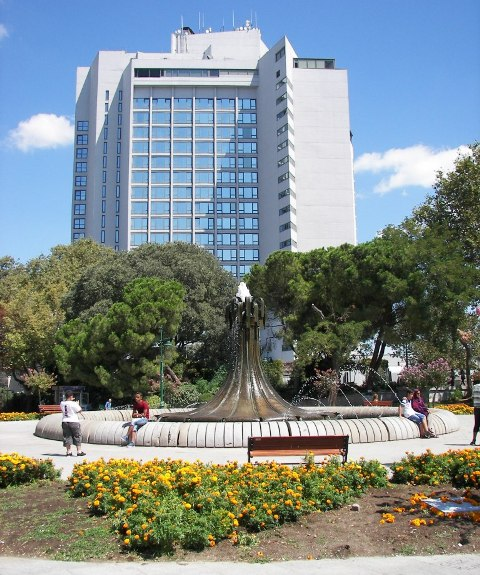Gezi park Estambul
