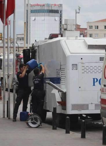 Policia Taksim