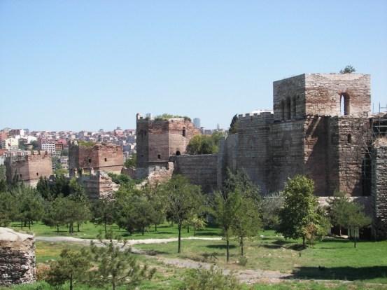 Murallas Constantinopla