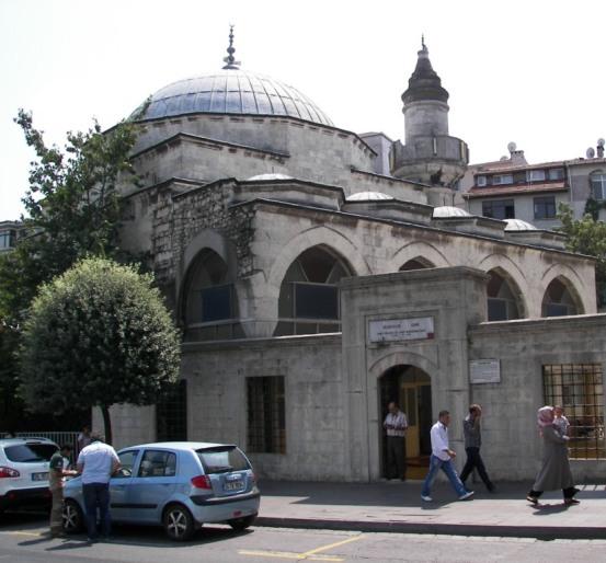 Mezquita de Dülgerzade