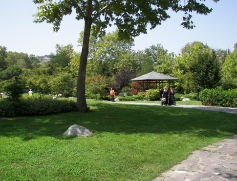 jardín japones Estambul