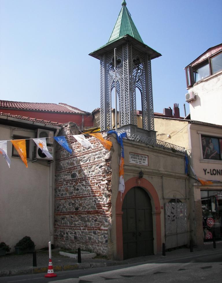 Haghios Phocas en Estambul