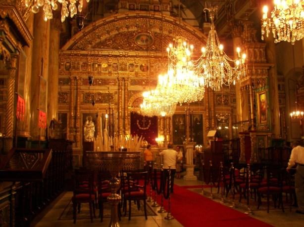 Iglesia de Ayia Fokas
