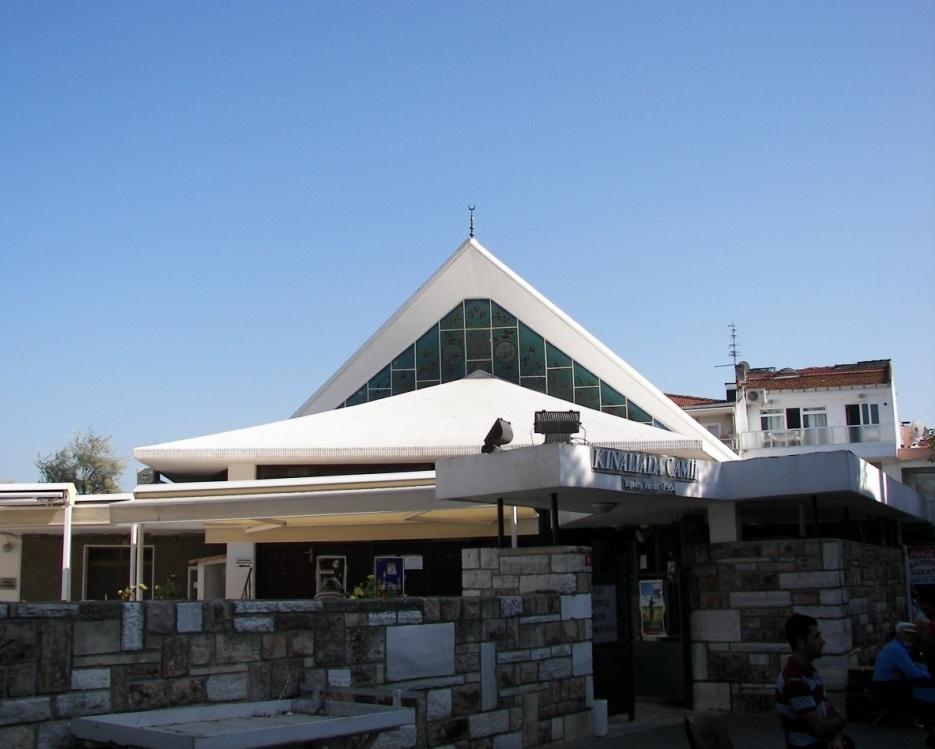 Mezquita de Kinaliada