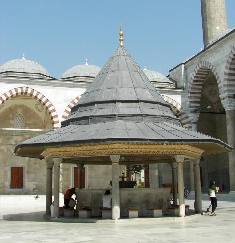 Patio mezquita
