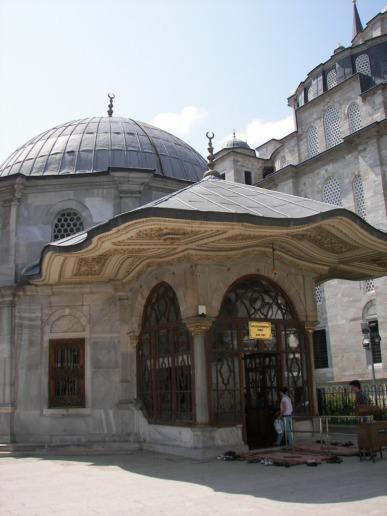 Tumba del sultán Fatih