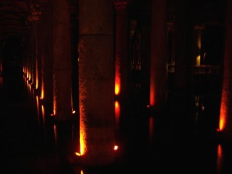 Columnas Cisternas Estambul