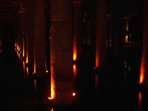Cisternas Estambul