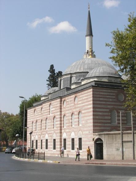 Mezquita de Sinan Pasha