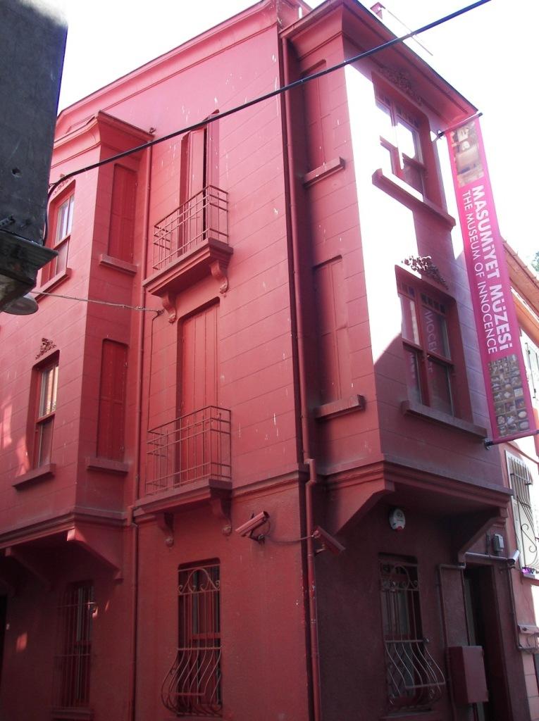 Museo de la inocencia Estambul