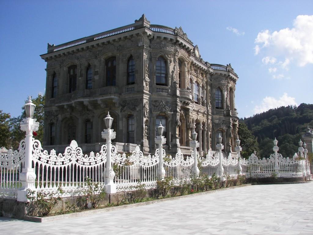 Palacio de Küçüksu en Estambul