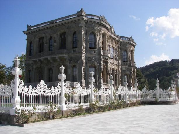 Palacio de Küçüksu