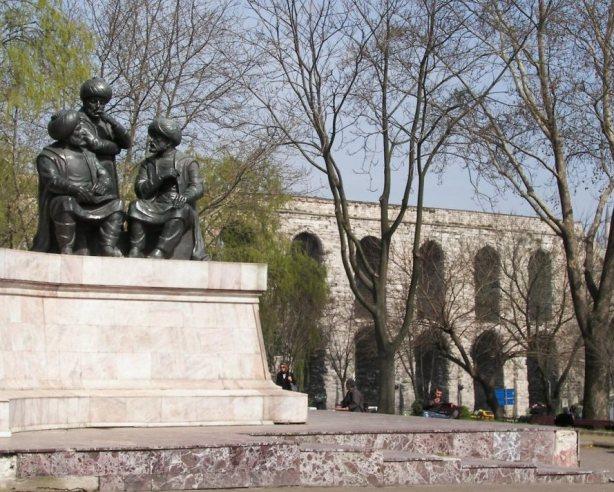 Memorial al Sultan Mehmet II el Conquistador