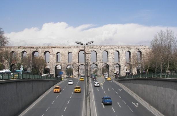Acueducto Valente Estambul