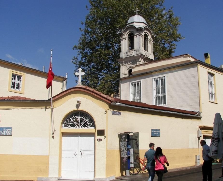 Ayia Eufemia Estambul
