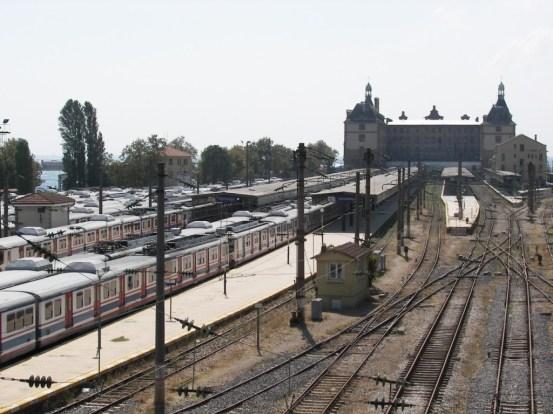 Estación de trenes de Haydarpasa