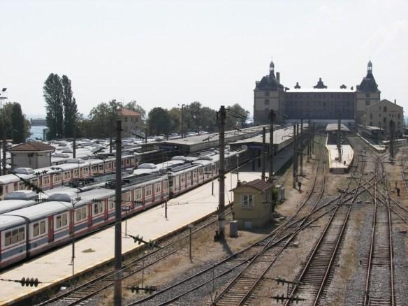 Estación de Haydarpasa