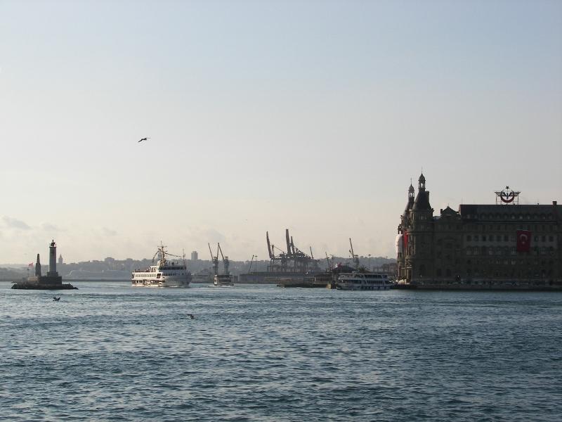 Haydarpaşa Estambul
