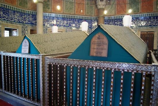 Suleiman tomb