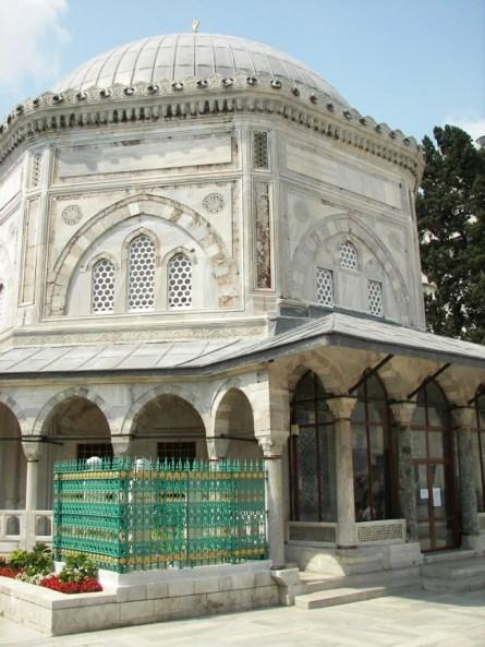 Tumba suleiman Estambul