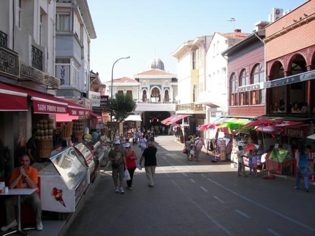Calles de Büyükada