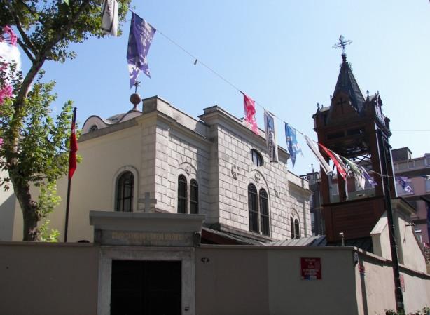 Iglesia Armenia Kadiköy