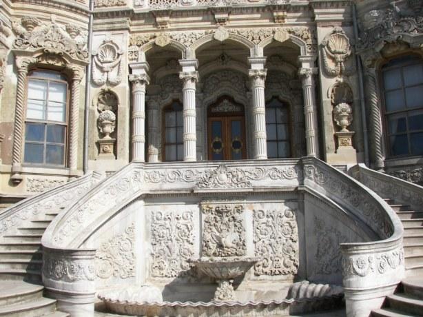 Entrada Palacio de Küçüksu