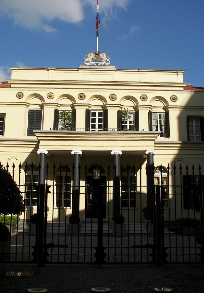 consulado general de Holanda en Estambul
