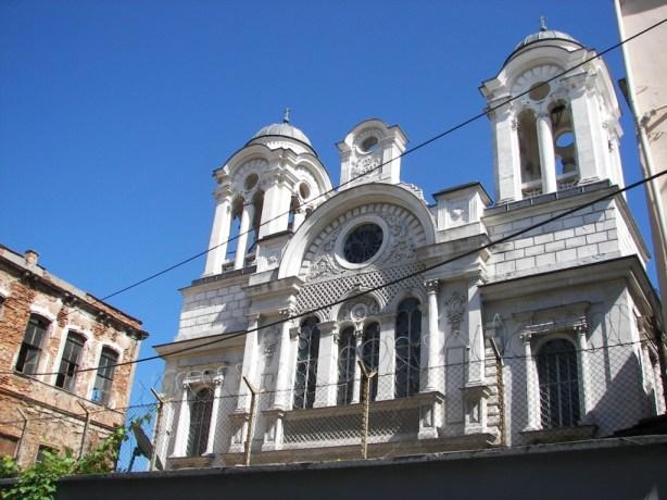 Iglesia ortodoxa Estambul