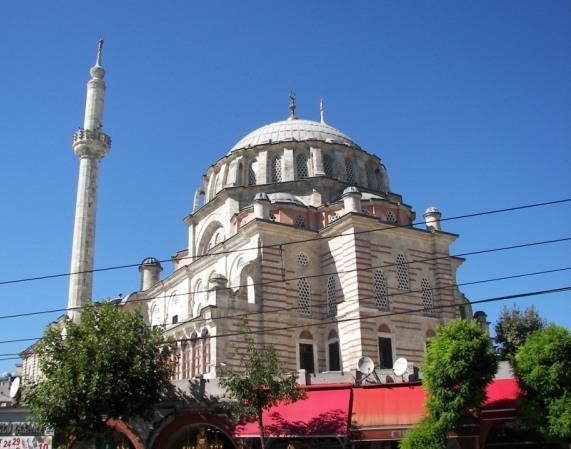 Mezquita de los tulipanes Estambul