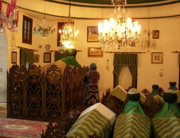Tumba de Yahya Efendi en Estambul