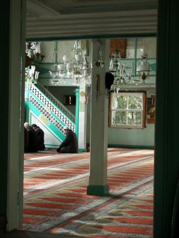Mausoleo de Yahya Efendi