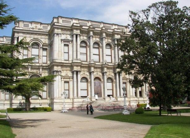 Palacio Beylerbeyi Estambul