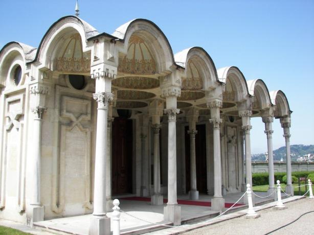 Beylerbeyi sarayi