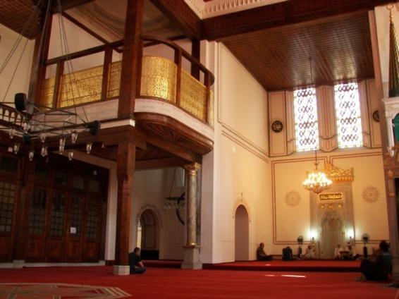 mezquita de los arabes