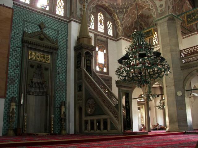 Mezquita Valide-I Cedid