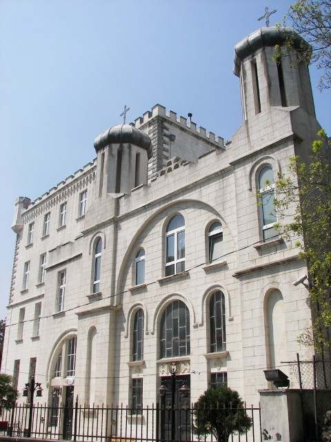 Patriarcado siriaco católico en Estambul