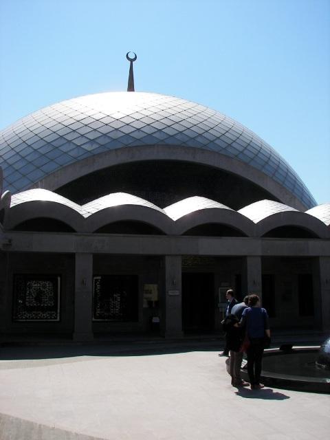 Mezquita Şakirin Istanbul