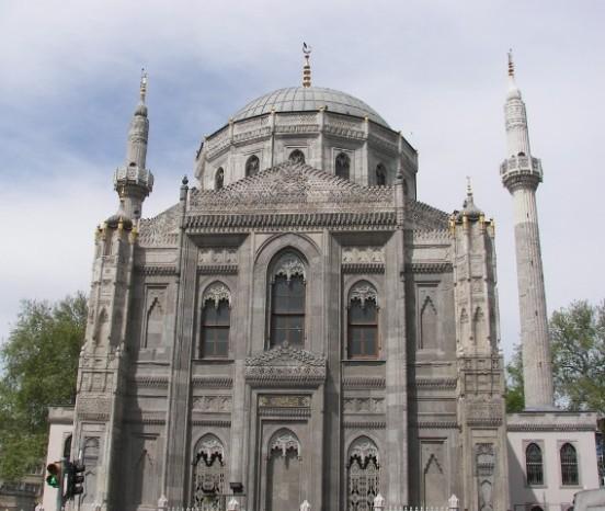 Mezquita de Aksaray Estambul