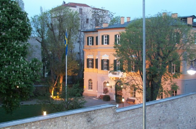 Consulado de Suecia en Estambul (2)