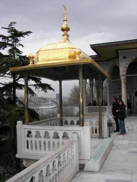 Iftaree Pavilion Topkapi