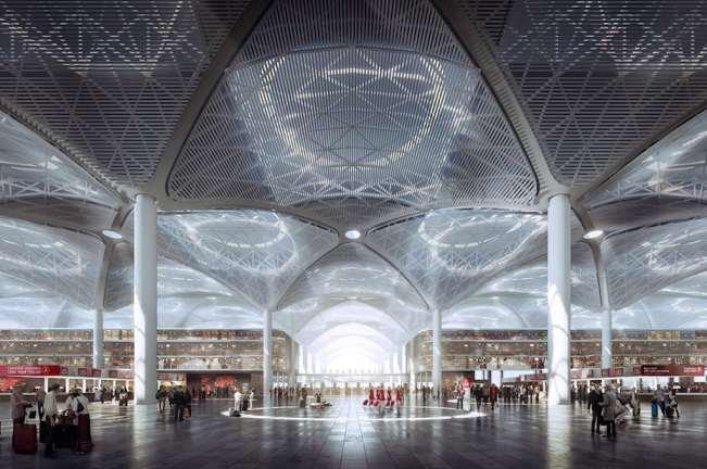 Nuevo aeropuerto Estambul