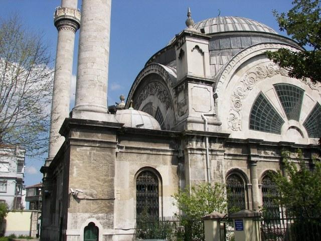 Mezquita de Cihangir en Estambul