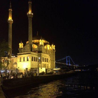 Mezquita de Ortaköy