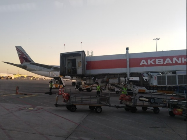 Aeropuerto Sabiha Gokçen