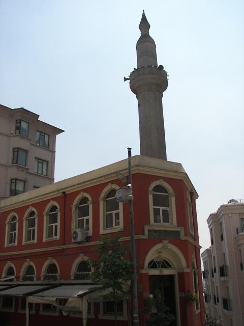 MMezquita de Selime hatun