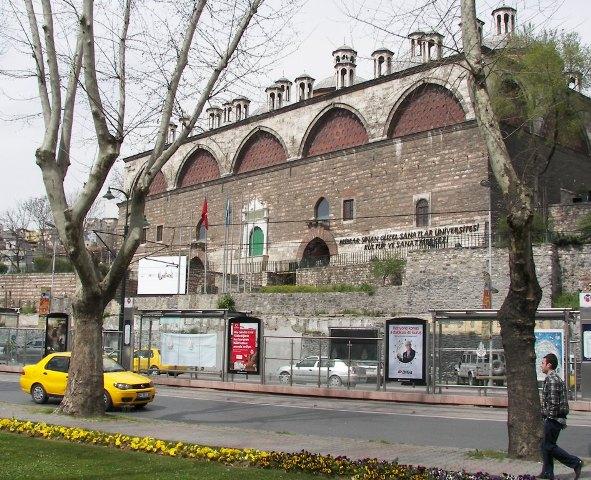 Tophane-i Amire Estambul