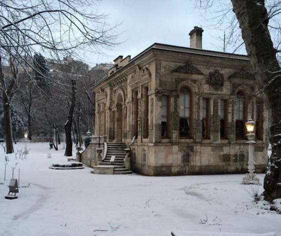 Palacio de Ihlamur Estambul