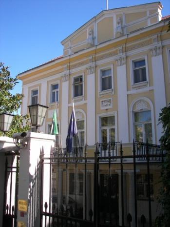Consulado de Italia en Estambul