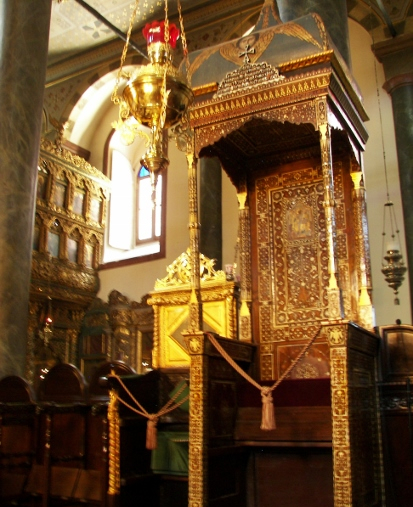 Patriarca ortodoxo